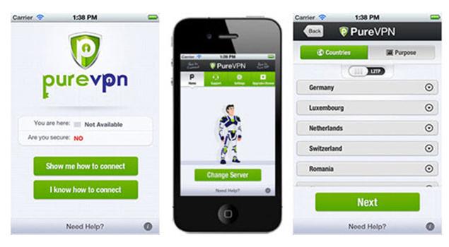 Best vpn apps for ipad