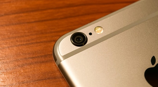 12mp Camera And 4k Video - iPhone 6S Features
