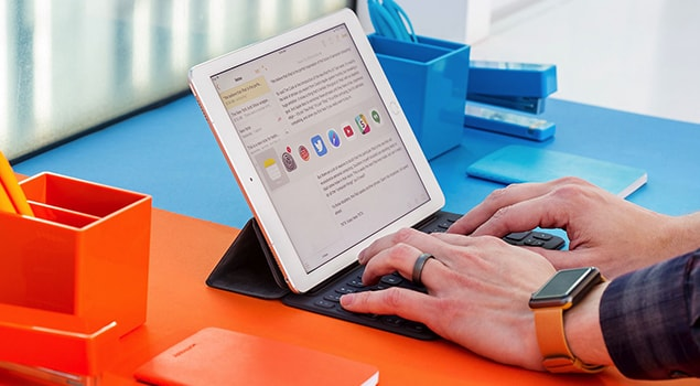 2 GB RAM - Ipad Pro Features