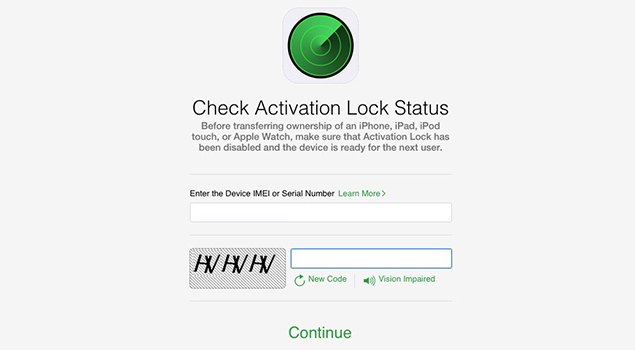 A Few Details On iCloud Lock Check For iPhoneiPad