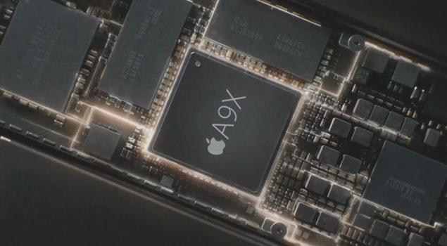 A9X Processor - Ipad Pro Features