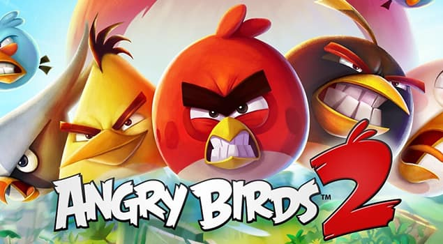 Angry Birds 2 - Best New iPhone Games