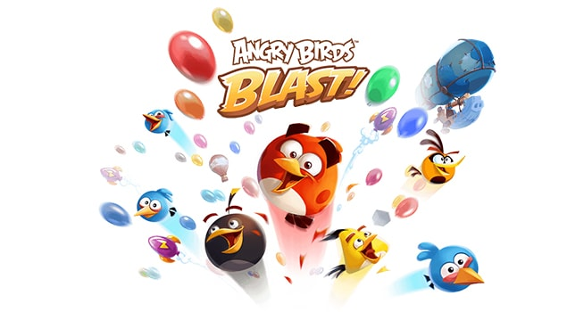 Angry Birds Blast - Best Apps for iPhone