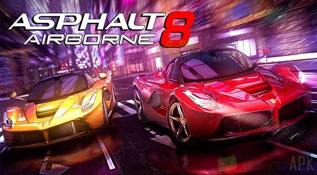 Asphalt 8 - Airborne - Best New iPhone Games