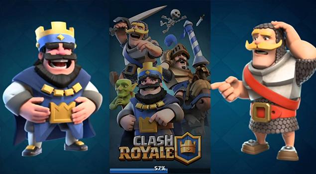 Clash Royal - Asphalt 8 - Airborne - Best New iPhone Games