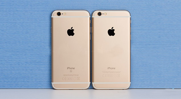 Compare iPhone 6 And 6s
