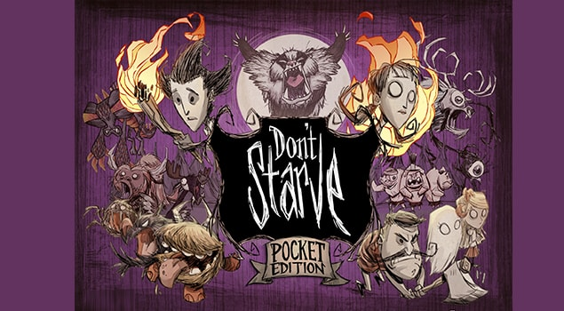 Don't Starve Pocket Edition - Best New iPhone Games