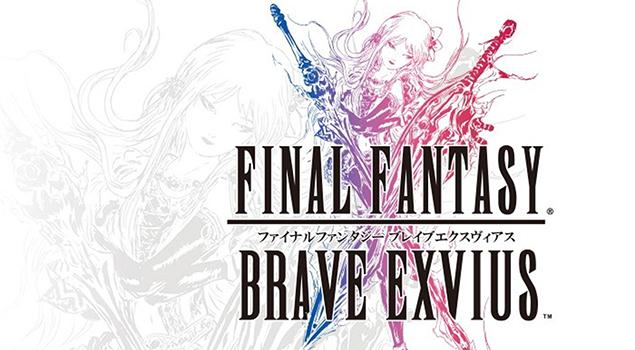 Final Fantasy Brave Exvius - Best new iPhone Games