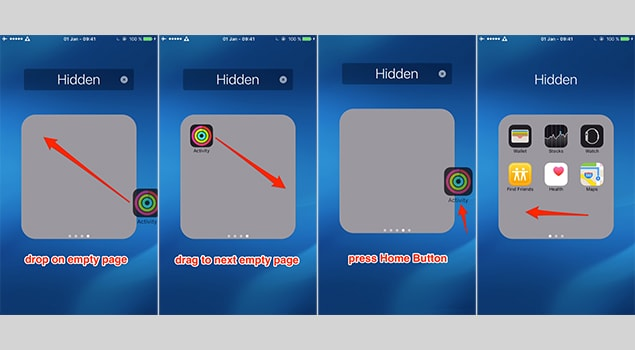 Hiding Pictures In Photos App While Using Mac