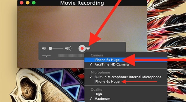 How To Record iPhone Screen QuickTime