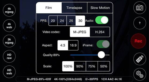 4K Video Recording On iPhone 6s - How It Works