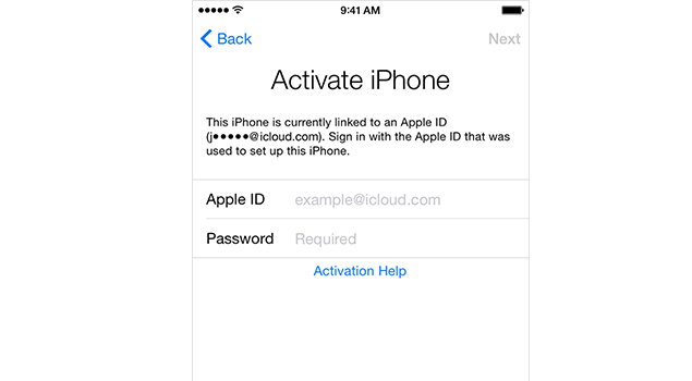 How To Setup Activation Lock On iOS Devices