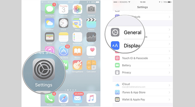 Managing Background App Refresh For Saving Your iPhone's Battery