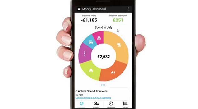 Money Dashboard - best Apps for iPhone