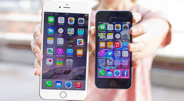 Reachability Comparison - iPhone SE vs Iphone 6S
