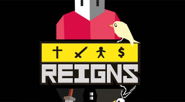 Reigns - Best New iPhone Games