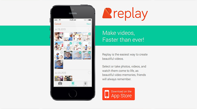 Replay - Best App for iPhone and iPad