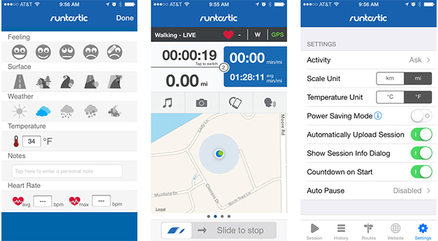 Runtasty - Best Apps for iPhone