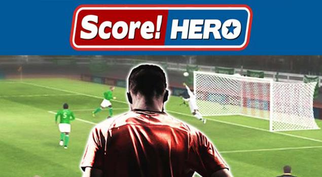 Score Hero - best new iphone games