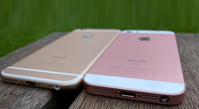 Should You Go For iPhone SE vs iPhone 6s