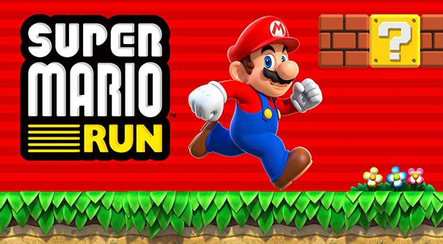 Super Mario Run - Best new iPhone Games