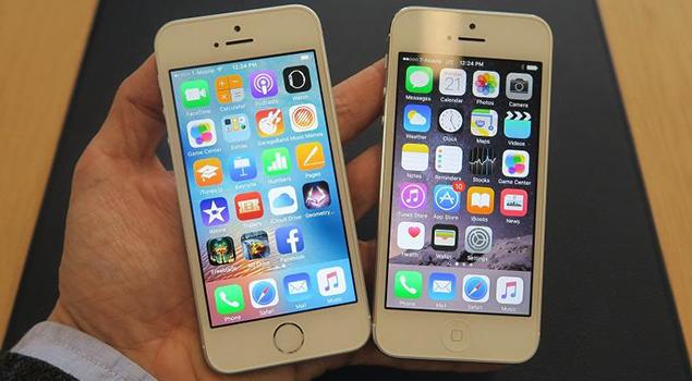 Visual Accessibility Comparison - iPhone SE vs iPhone 6S