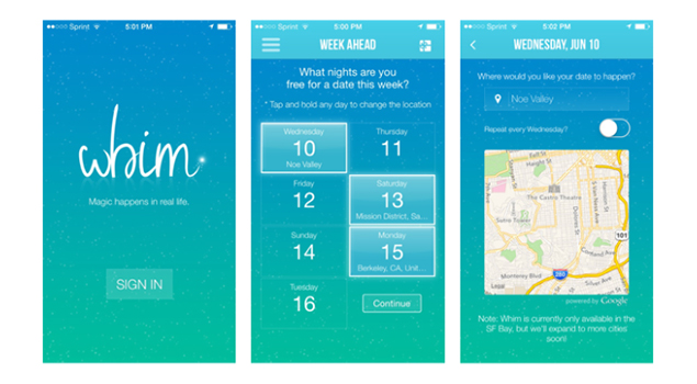 Whim - Best App for iPhone and iPad