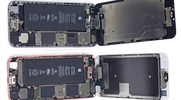 iPhone 6 And 6s Battery Comparison