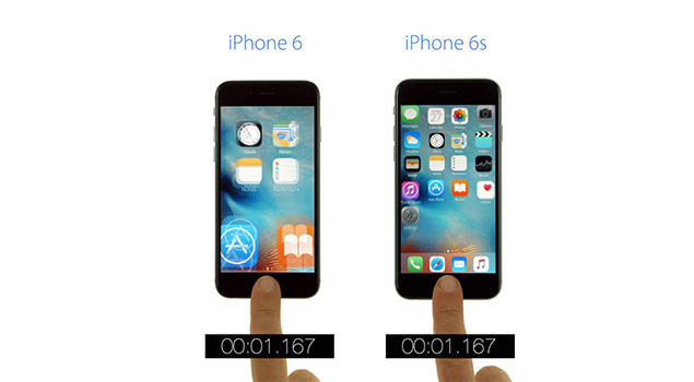 iPhone 6 and 6s TouchID Comparison - compare iPhone 6 and 6s TouchID Comparison