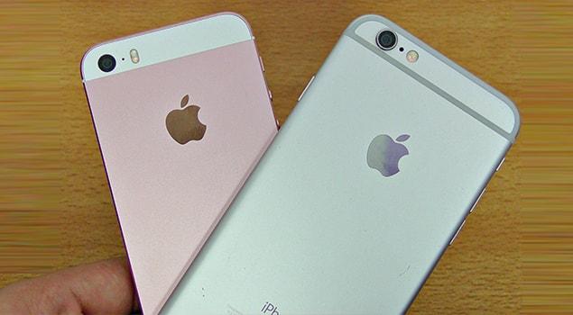 iPhone SE vs iPhone 6s Camera