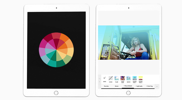 A Color Story-Find The Best photo editing apps for ipad