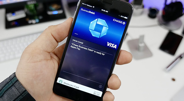 Apple Pay-iPhone 6 Plus Features
