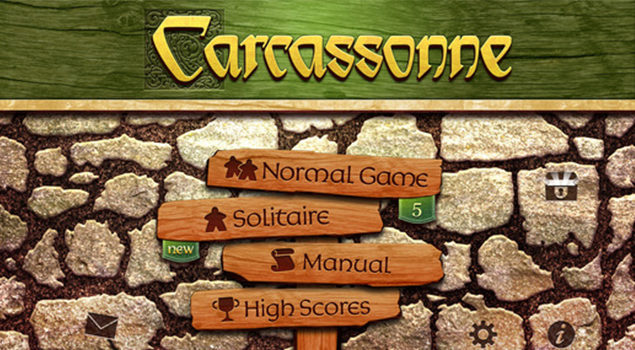 Carcassonne-Best iPad Board Games Collection From App Store