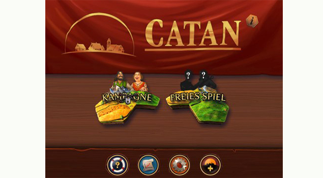 Catan HD-Best iPad Board Games Collection From App Store