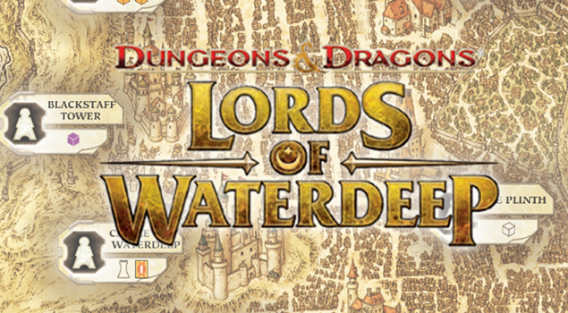 D&D The Lords of Waterdeep-Best iPad Games