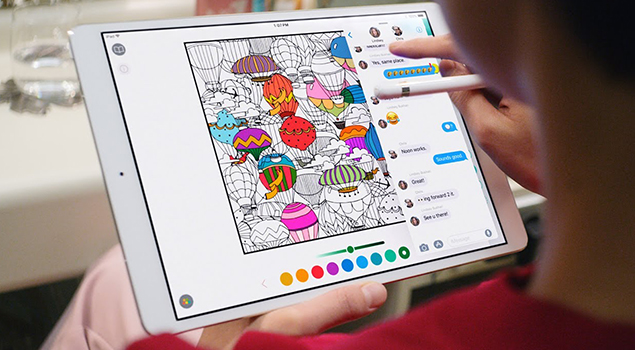 Display - Apple Announces iPad Pro 10.5, 12.9 Model Also Updated