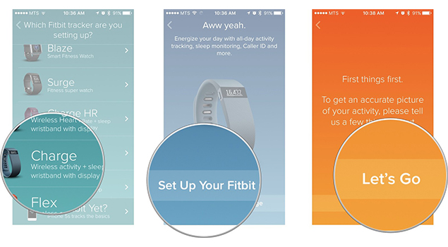 Fitbit - best iphone apps for Beginners