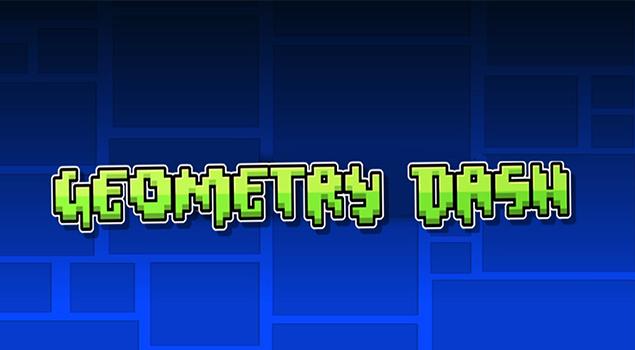 Geometry Dash-Best iPad Games