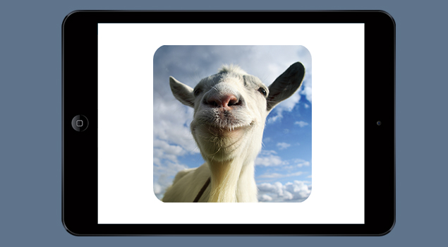 Goat Simulator - Paid Apps for iPad