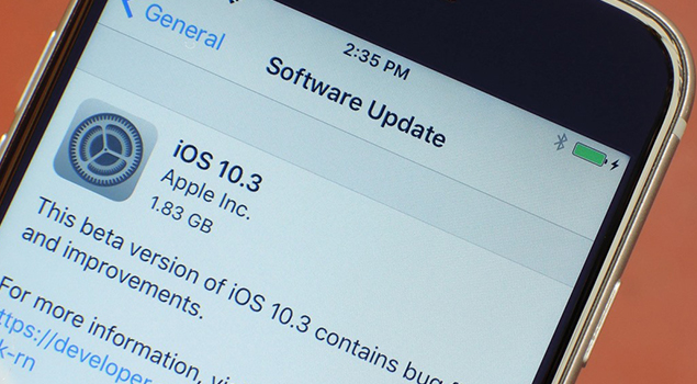 How To Downgrade From iOS 10.3.2 To iOS 10.3.1.
