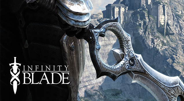 Infinity Blade II-Best iPad Games