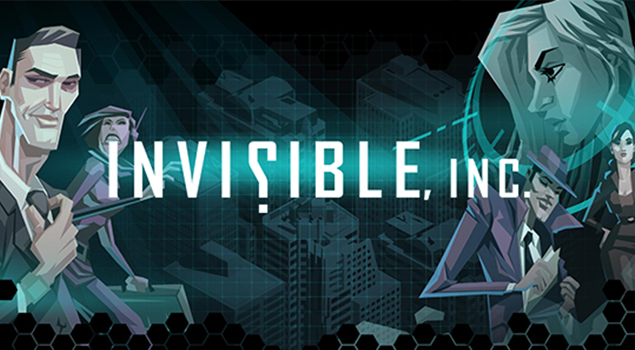 Invisible Inc- Best iPad Games