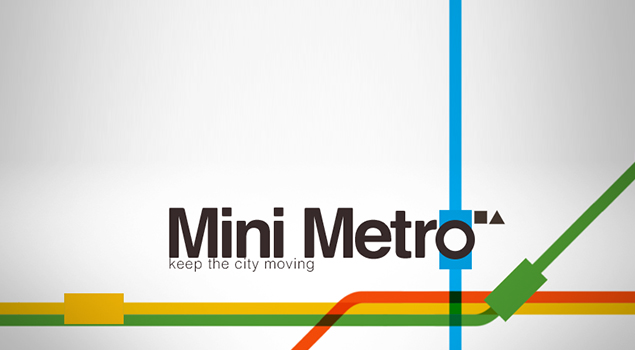 Mini Metro-Best iPad Games