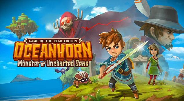 Oceanhorn Monster Of Uncharted Seas - Paid Apps for iPad