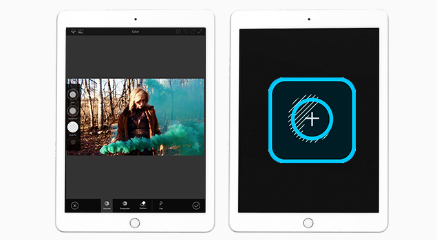 Photoshop Fix-Find The Best photo editing apps for ipad