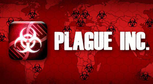 Plague Inc.-Best iPad Board Games Collection From App Store