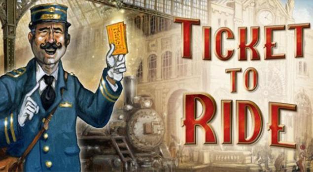 Ticket To Ride-Best iPad Games