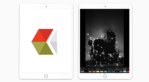 VSCO-Find The Best photo editing apps for ipad
