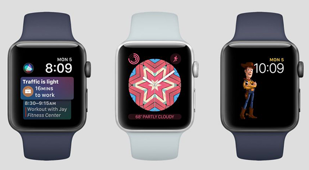 watchOS 4-What Major Announcements Apple Made At WWDC 2017