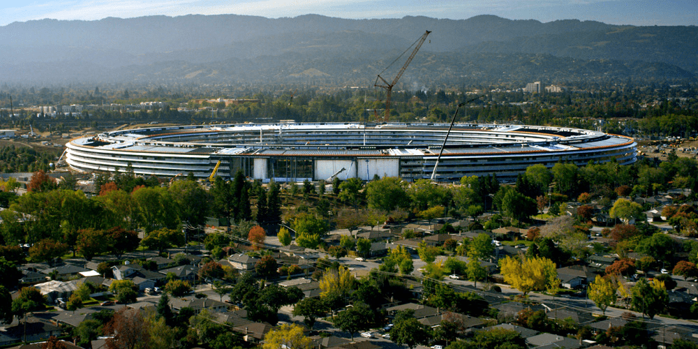 Apple Park Causing A Hike In Real Estate Prices In The Surroundings